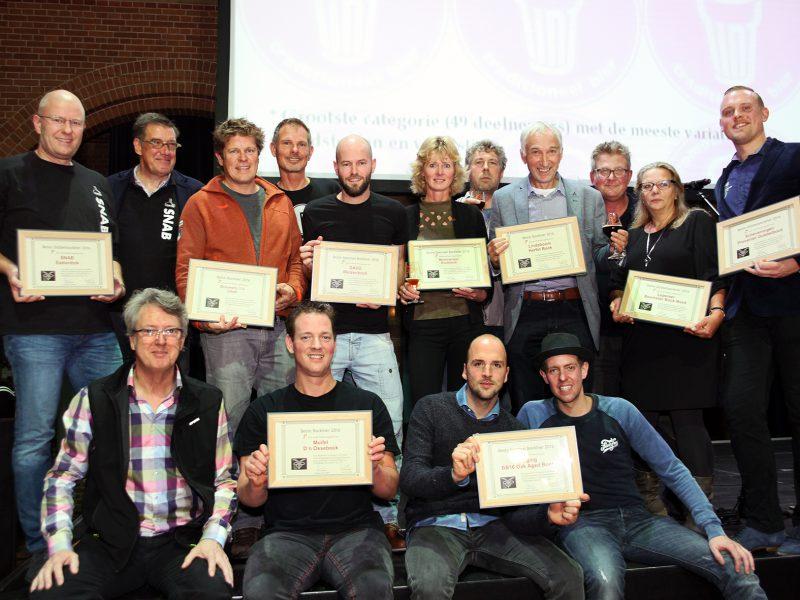 Winnaars Beste Bockbier 2016